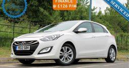 2012 Hyundai I30 1.4 Style 5dr £6000