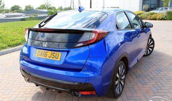 2016 Honda Civic 1.4 i-VTEC SE Plus (Navi) (s/s) 5dr £9795 full