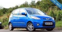 2010 Hyundai I10 1.0 5dr £2000