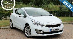 Kia Proceed 1.6 GDi S (s/s) 3dr ISG £6195