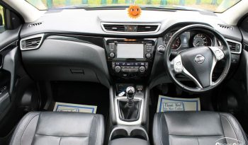 2015 Nissan Qashqai 1.2 DIG-T Tekna 5dr £11295 full