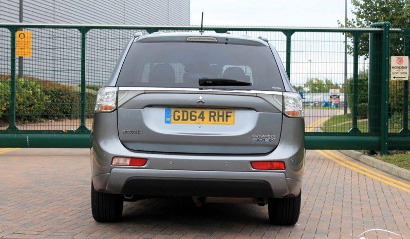 2015 Mitsubishi Outlander 2.0 PHEV GX3h 4×4 5dr £11895 full