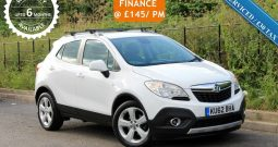 2013  Vauxhall Mokka 1.7 CDTi ecoFLEX 16v Exclusiv FWD (s/s) 5dr £6995