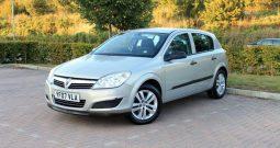 2007 Vauxhall Astra 1.6 i VVT 16v SE 5dr £1395