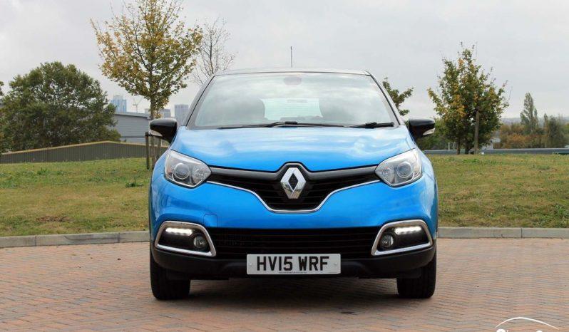 2015 Renault Captur 0.9 TCe ENERGY Dynamique MediaNav (s/s) 5dr £6495 full
