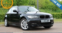 2010 BMW 1 Series 2.0 120i SE 2dr £5395