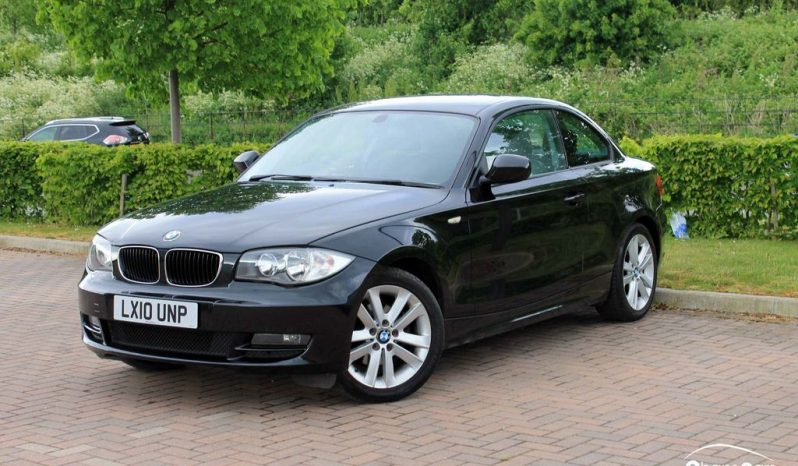 2010 BMW 1 Series 2.0 120i SE 2dr £6495 full