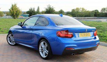 2014  BMW 2 Series 2.0 220d M Sport (s/s) 2dr full