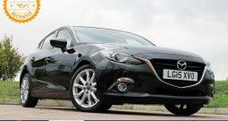 2015 Mazda Mazda3 2.0 SKYACTIV-G Sport Nav 5dr