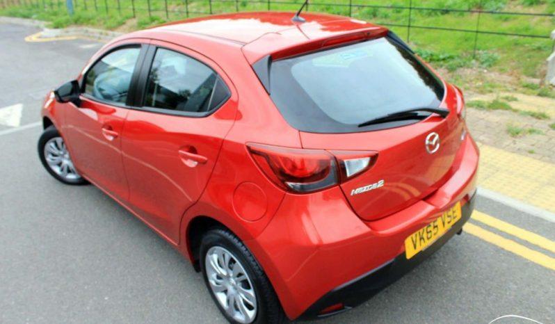 2015  Mazda Mazda2 1.5 SE (s/s) 5dr full