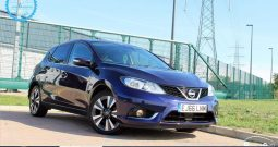 2016 Nissan Pulsar 1.2 DIG-T N-Connecta (s/s) 5dr