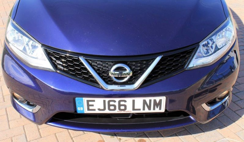 2016 Nissan Pulsar 1.2 DIG-T N-Connecta (s/s) 5dr full