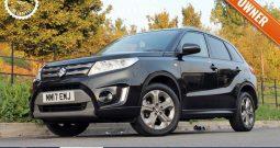 2017 Suzuki Vitara 1.6 SZ-T Auto (s/s) 5dr