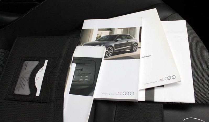 2016 Audi A1 1.0 TFSI Sport Sportback S Tronic full