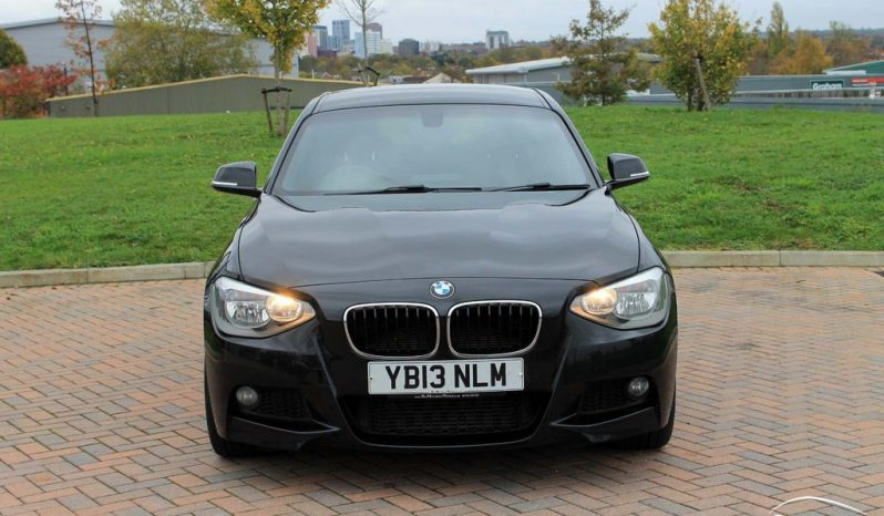2013 BMW 1 Series 1.6 116i M Sport Sports Hatch 5dr full