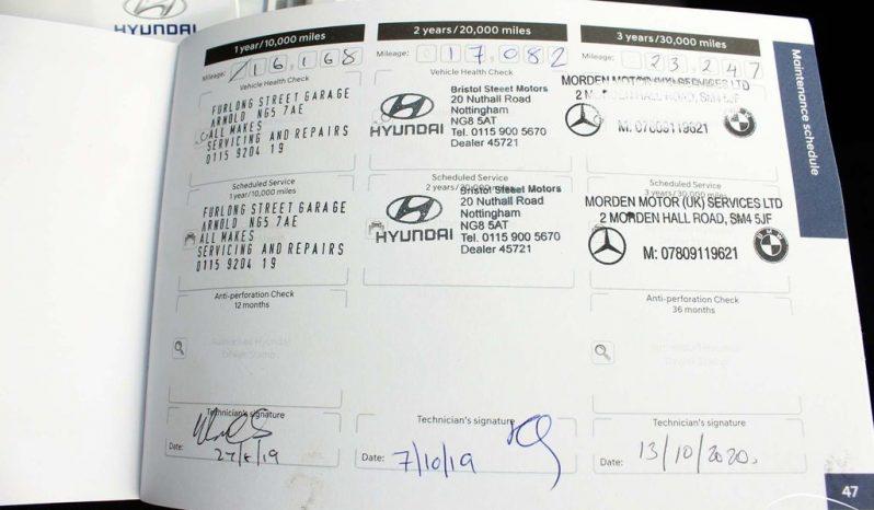 2017 Hyundai i10 1.2 SE Auto 5dr full