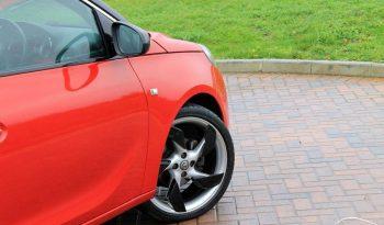 2013 Vauxhall ADAM 1.2 ecoFLEX 16v GLAM (s/s) 3dr full