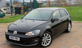 2014 Volkswagen Golf 1.4 TSI ACT GT 5dr full