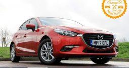 2017 Mazda  MAZDA 3 2.0