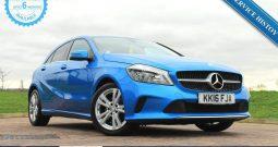 2016 Mercedes-Benz A Class 1.6 A180 Sport 7G-DCT (s/s) 5dr