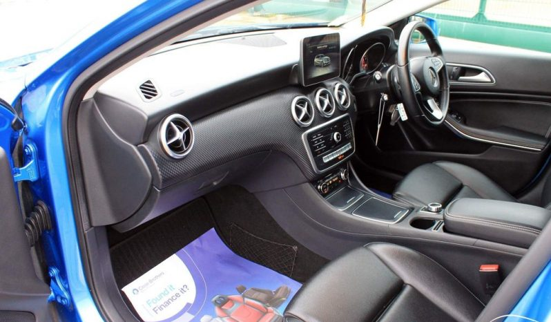 2016 Mercedes-Benz A Class 1.6 A180 Sport 7G-DCT (s/s) 5dr full